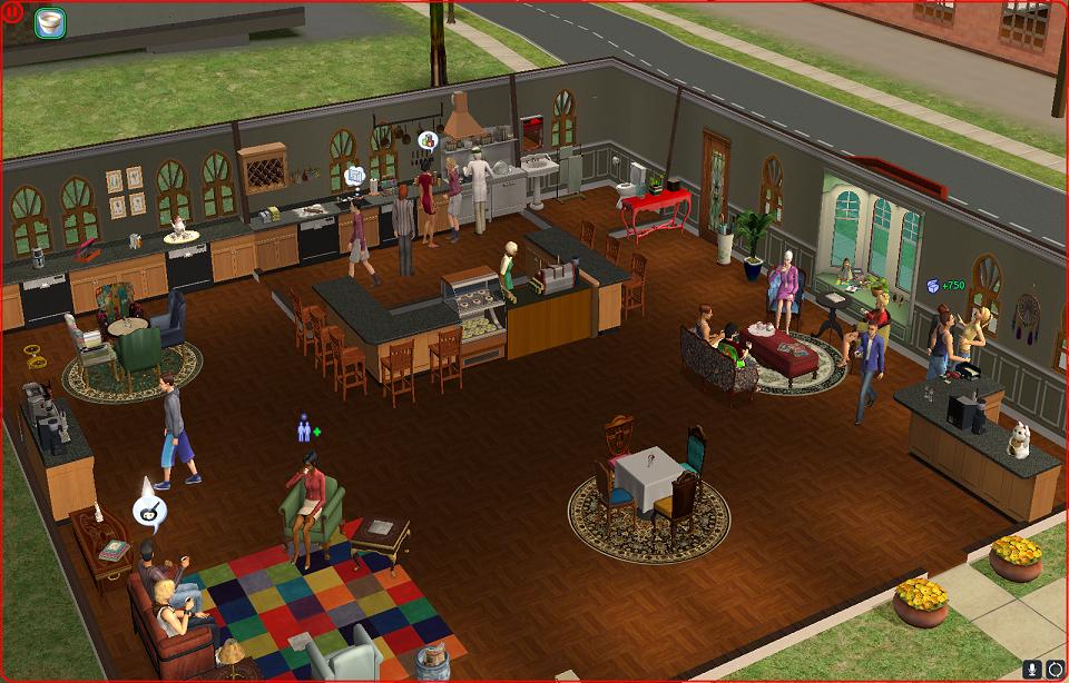 Mod The Sims - Autonomous espresso machine for community (visitors